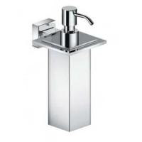 Дозатор для жидкого мыла SLIM, хром, LUX-SLIM310-CR