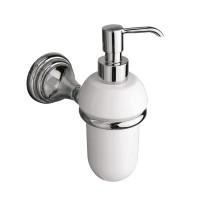 Дозатор для жидкого мыла VICTORIA, хром, LUX-VIC-CL310-CR