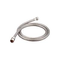 Душевой шланг DS, длина 1500 мм, хром, LUX-DS090-CR