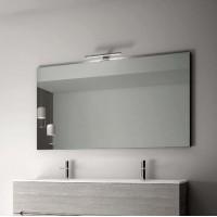 Зеркало SPECCHIERE, 70x70, со светильником, хром, ST-SPD070-CR