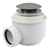 Сифон для ванны ROOK, Click-Clack, металл, A465-50
