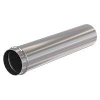 Удлинительная трубка COMPLEMENTI, +120 мм, сифона Design для раковины, хром, ST-COM4000-CR