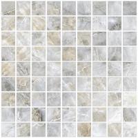 Керамогранит STURM Uvar Grey, мозаика, 30х30 см, поверхность структура, K-8102-SR-m01-300x300x10