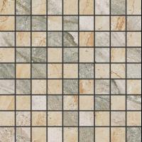 Керамогранит STURM Ardesie Grey, мозаика, 30х30 см, поверхность структура, K-8104-SR-m01-300x300x10